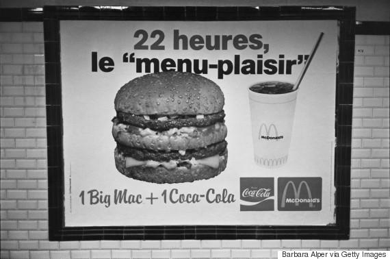 mcdonald big mac