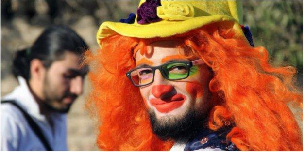 Le clown d'Alep qui réconfortait les enfants traumatisés est mort
