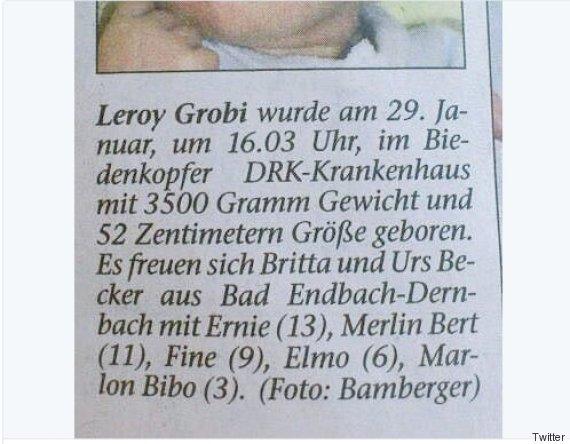leroy grobi