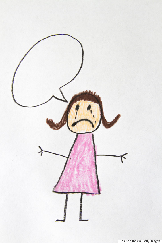 emotions kids illustration