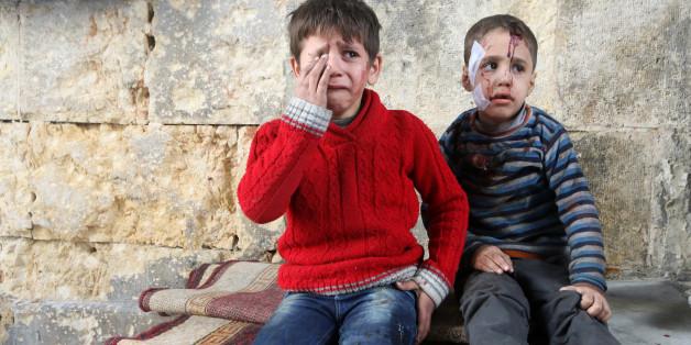 Liebe Deutsche  vor euren Augen geschieht eine humanitäre Katastrophe - aber ihr wollt es nicht wahrhaben