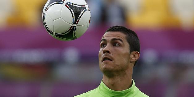 Christiano Ronaldo soll massiv Steuern hinterzogen haben