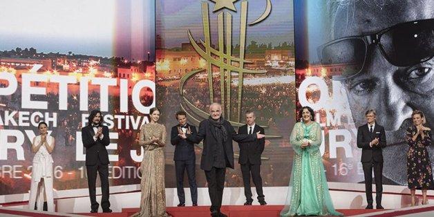 Revivez la cérémonie d'ouverture du festival de cinéma de Marrakech