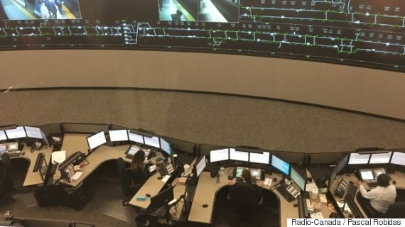 centre surveillance metro montreal