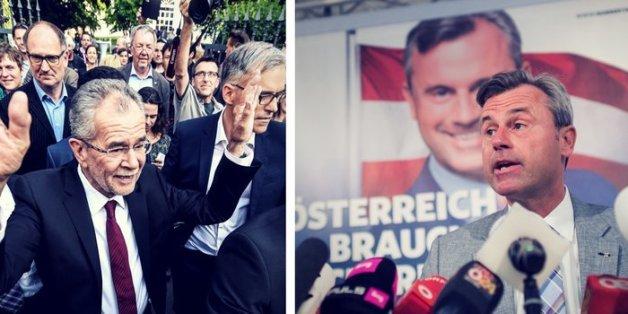 Stichwahl in Österreich: Welche wichtigen Postionen Hofer und Van der Bellen vertreten