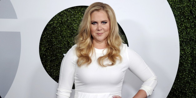 Comedian Amy Schumer poses during the GQ Men of the Year party in West Hollywood, California December 3, 2015. Picture taken December 3, 2015. REUTERS/Kevork Djansezian