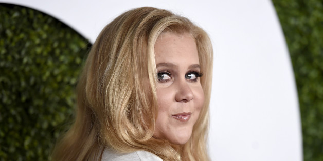 "FILE - In this Dec. 3, 2014 file photo, Amy Schumer arrives at the GQ Men of the Year Party in Los Angeles. Schumer starred in her own comedy, ""Train Wreck,"" and signed a multi-million dollar memoir deal.  (Photo by Jordan Strauss/Invision/AP, FIle)"