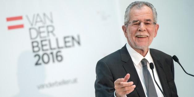 Alexander Van der Bellen hat die Bundespräsidentenwahl in Österreich gewonnen.