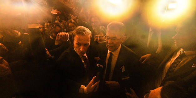 Die Presse warnt nach dem Wahlsieg von Alexander Van der Bellen, seinen Sieg nicht zu überbewerten