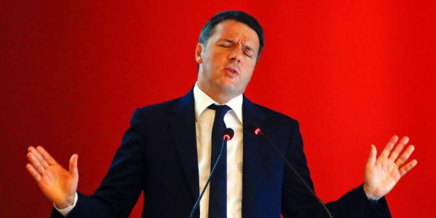 Erste Prognosen: Italiener lehnen Reformen ab, Renzi vor dem Aus