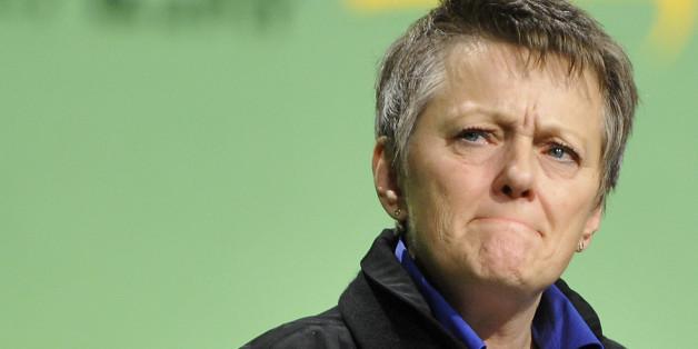 Die Grünen-Politikerin Renate Künast ist entsetzt über den Ausgang des Referendums