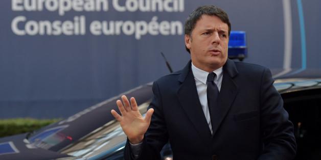 """Presse kritisiert Renzi: """"Er hat sich verzockt"""""""
