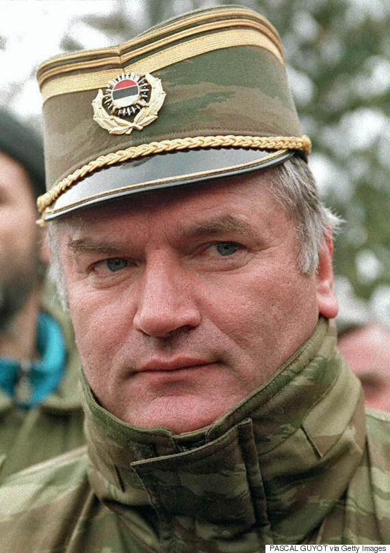 mladic uniform