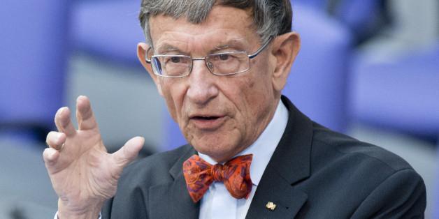 Heinz Riesenhuber (CDU)