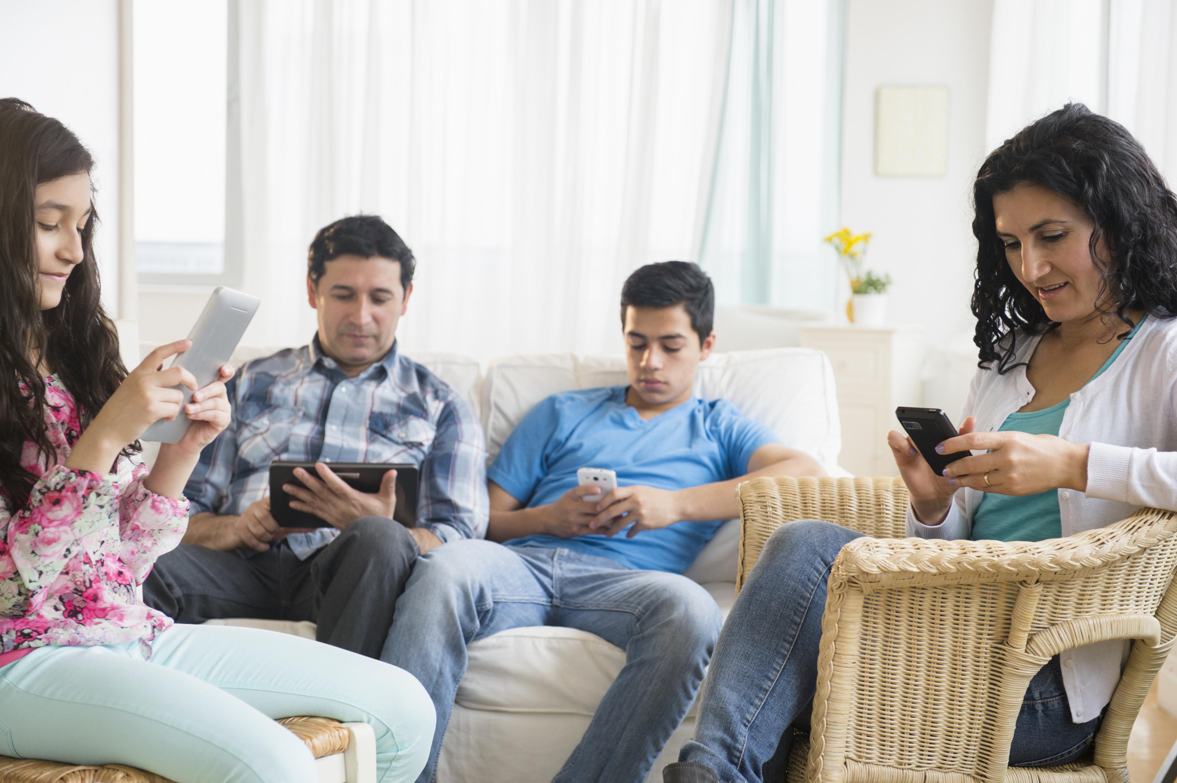 family smartphone
