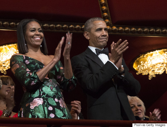 michelle obama kennedy center honors