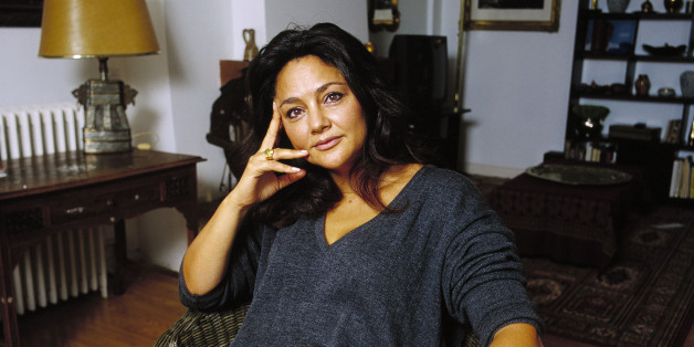 FRANCE - OCTOBER 01:  Fawzia Zouari, writer in France in October, 1999.  (Photo by Louis MONIER/Gamma-Rapho via Getty Images)