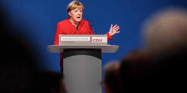 Der CDU-Parteitag in Essen