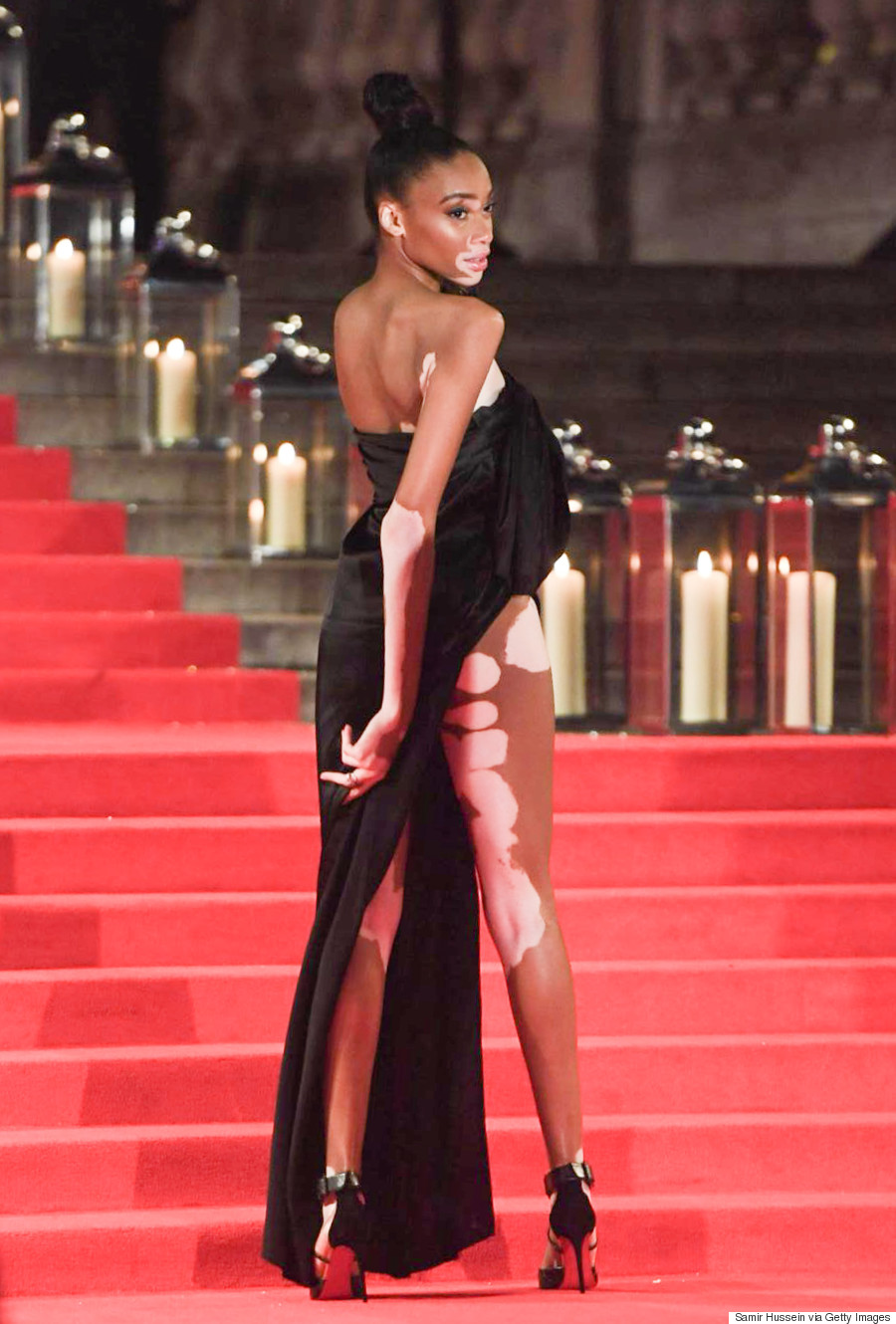 Red Carpet Dresses, Fashion Trends Celebrity Style Pink and red fashion