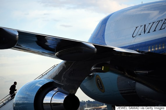 air force one boeing