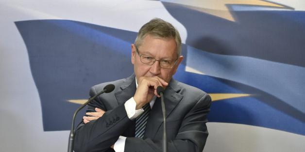 Ο επικεφαλής του ESM, Κλάους Ρέγκλινγκ