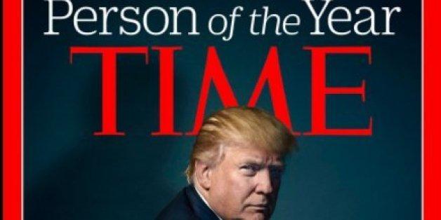 Donald Trump - die Person des Jahres