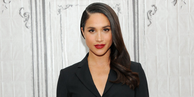 NEW YORK, NY - MARCH 17:  Actress Meghan Markle discusses her role in 'Suits' during AOL Build at AOL Studios In New York on March 17, 2016 in New York City.  (Photo by Desiree Navarro/WireImage)