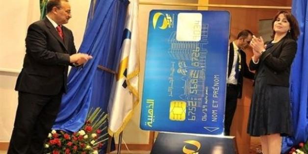 Carte Or Algerie Poste.Algerie Poste Lance La Carte De Paiement Electronique Edahabia