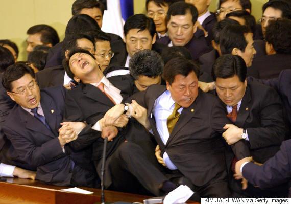 roh moohyun impeach
