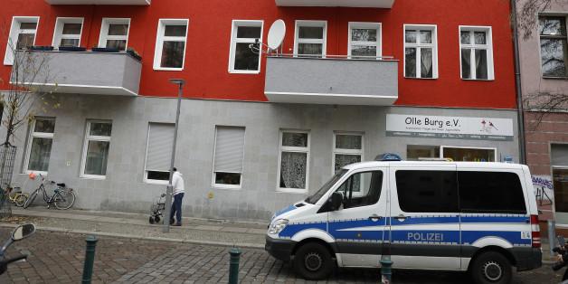 Polizeieinsatz: Amok-Alarm in Schule in Berlin-Reinickendorf