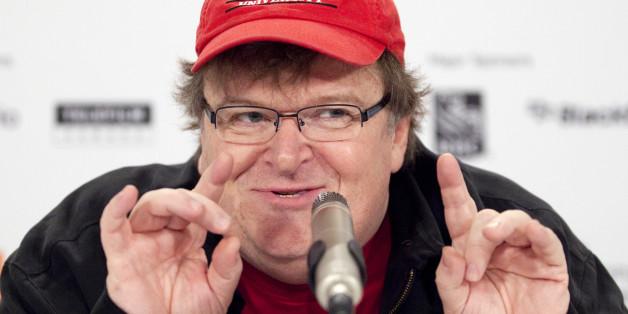 Regisseur Michael Moore