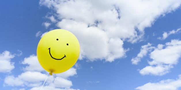 Balloon against sky