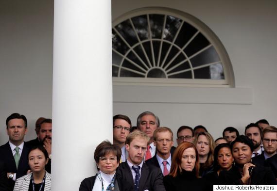 white house employees