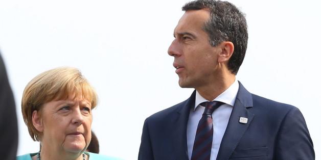 """Österreichs Kanzler Christian Kern: """"Ich befürchte, dass der Aufstieg der AfD erst beginnt"""""""