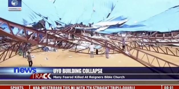 Drama in Nigeria: Mindestens 160 Tote nach Einsturz eines Kirchendachs
