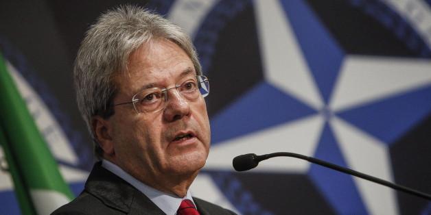 Außenminister Gentiloni zum neuen Regierungschef Italiens ernannt