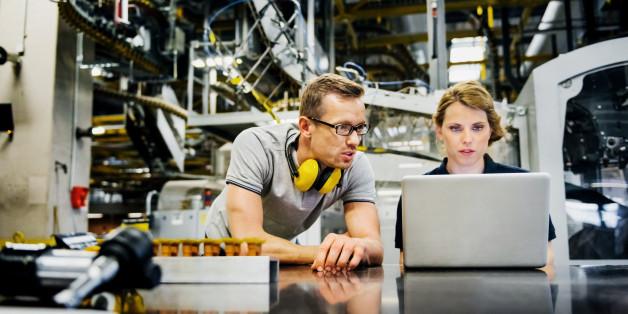Rekord: Deutsche Firmen investieren extrem in Forschung - eine Branche fällt besonders auf