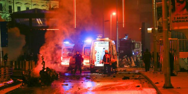 Attentäter in Istanbul verwendeten bis zu 400 Kilogramm Sprengstoff