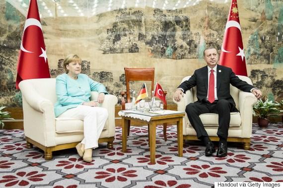 merkel erdogan
