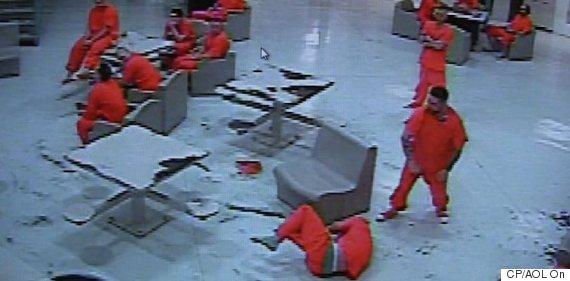 halifax jail fight