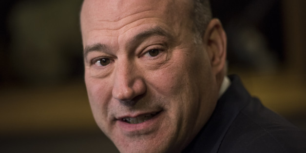 Gary Cohn, president and chief operating officer of Goldman Sachs Group Inc., speaks during a Bloomberg Television interview at the Goldman Sachs Technology and Internet Conference in San Francisco, California, U.S., on Tuesday, Feb. 9, 2016. Cohn said he was worried about liquidity and that no one should question viability of of U.S. banks. Photographer: David Paul Morris/Bloomberg via Getty Images