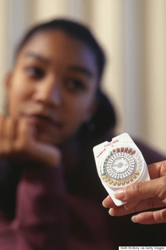 woman birth control