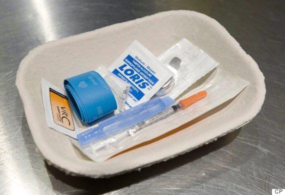safe injection kit
