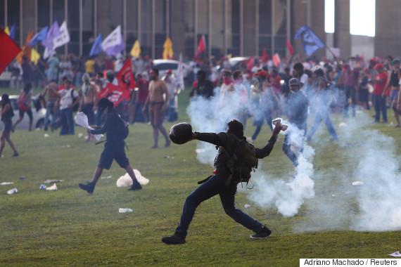 protests brazil