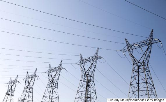 power line ontario