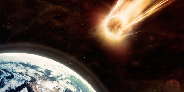 Chilling image of a meteor moments before impact with earthhttp://195.154.178.81/DATA/i_collage/pi/shoots/783653.jpg
