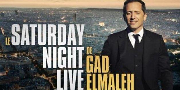 """On en sait plus sur le """"Saturday Night Live"""" présenté par Gad Elmaleh"""