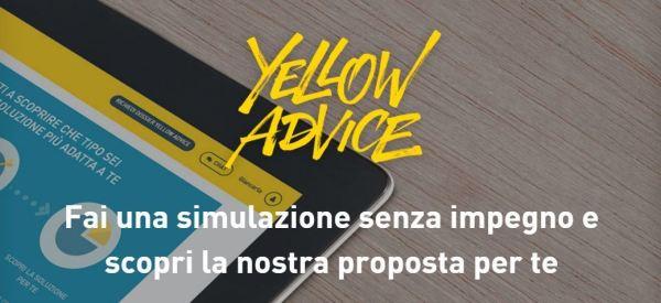 yellow advice