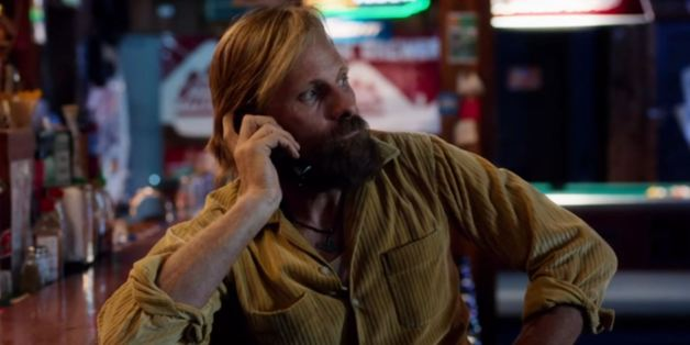 O Viggo Mortensen στο Captain Fantastic