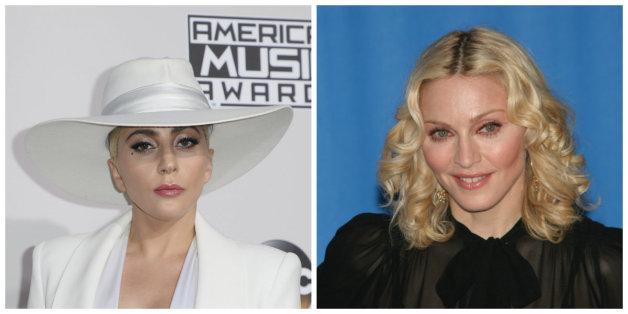 Ce tweet signe-t-il la fin de la guerre entre Lady Gaga et Madonna?